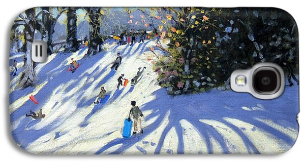 Early Snow Darley Park Galaxy S4 Case by Andrew Macara