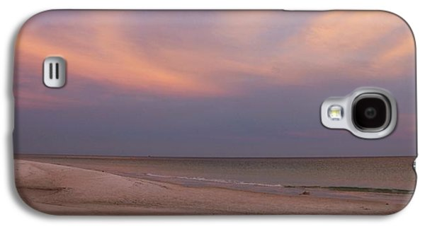 Panama City Beach Galaxy S4 Cases - East - After the Sunset Galaxy S4 Case by Sandy Keeton