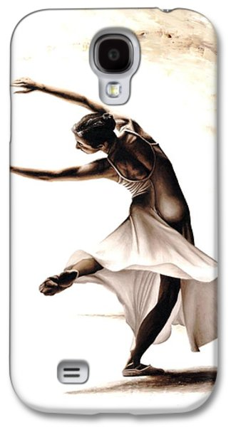 Stunning Galaxy S4 Cases - Eclectic Dancer Galaxy S4 Case by Richard Young