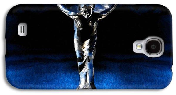 Mascot Galaxy S4 Cases - Ecstasy Galaxy S4 Case by Douglas Pittman