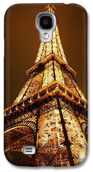 Skip Hunt Galaxy S4 Cases - Eiffel Galaxy S4 Case by Skip Hunt