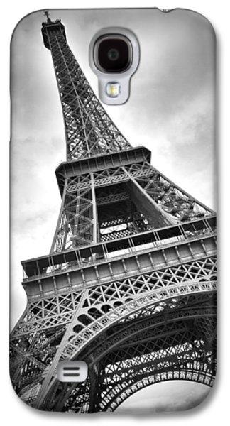 Tour Galaxy S4 Cases - Eiffel Tower DYNAMIC Galaxy S4 Case by Melanie Viola