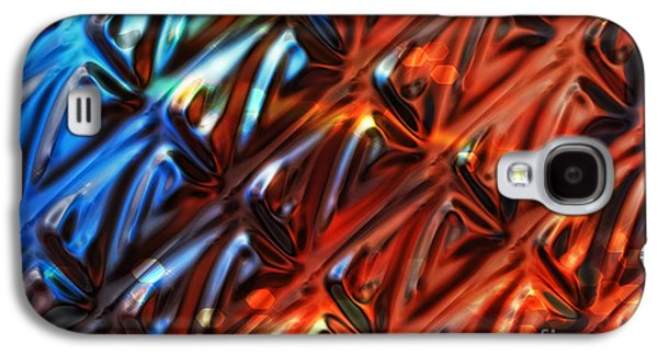 Symetry Galaxy S4 Cases - Endorphins Galaxy S4 Case by Mo T