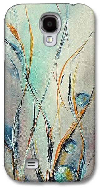 Nature Abstracts Galaxy S4 Cases - Essor Galaxy S4 Case by Francoise Dugourd-Caput
