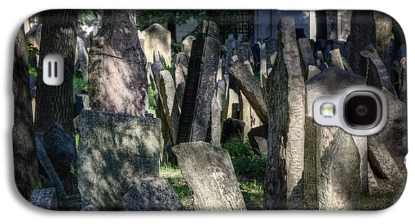 Headstones Galaxy S4 Cases - Ethereal Galaxy S4 Case by Joan Carroll