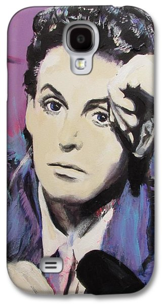 Beatles Pastels Galaxy S4 Cases - Evolution of Paul McCartney Galaxy S4 Case by Eric Dee