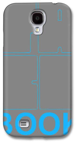 Social Galaxy S4 Cases - Facebook Poster Galaxy S4 Case by Naxart Studio