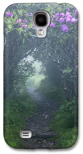 Misty Prints Galaxy S4 Cases - Fairy Path Galaxy S4 Case by Rob Travis