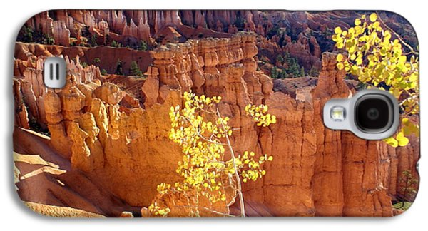 Marty Koch Galaxy S4 Cases - Fall in Bryce Canyon Galaxy S4 Case by Marty Koch