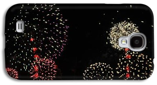 4th July Galaxy S4 Cases - Firework lifecycle 3 Galaxy S4 Case by Meandering Photography