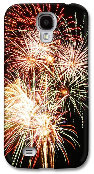 Pyrotechnics Galaxy S4 Cases - Fireworks 1569 Galaxy S4 Case by Michael Peychich