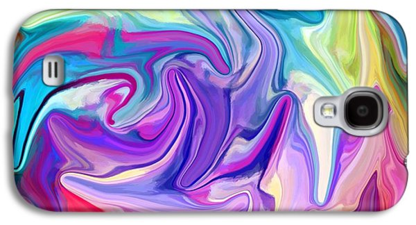 Dismay Galaxy S4 Cases - Flabbergast Galaxy S4 Case by Chris Butler