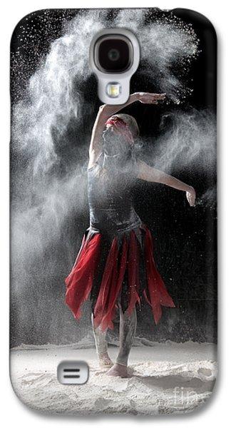 Flour Dancer Series Galaxy S4 Case by Cindy Singleton
