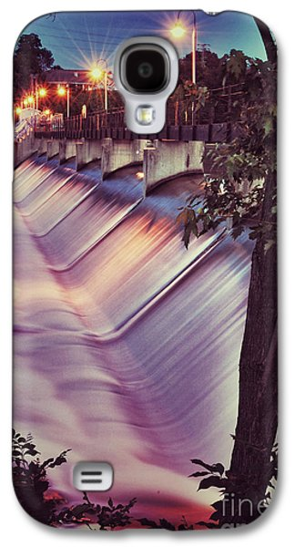 Appleton Photographs Galaxy S4 Cases - Foaming Fox River Galaxy S4 Case by Shutter Happens Photography