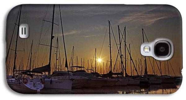 Sun Galaxy S4 Cases - Follonica Galaxy S4 Case by Joana Kruse