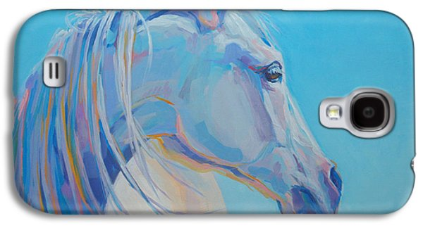 Portraiture Galaxy S4 Cases - For Melissa Galaxy S4 Case by Kimberly Santini