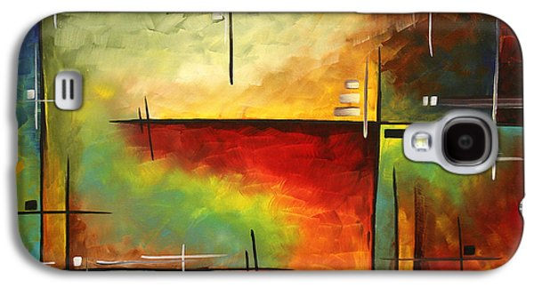 Madart Galaxy S4 Cases - Forgotten Promise by MADART Galaxy S4 Case by Megan Duncanson