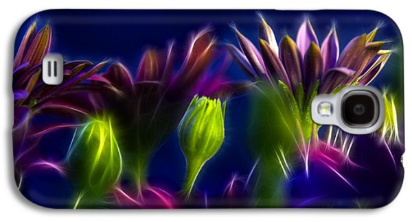 Creativity Galaxy S4 Cases - Fractals Galaxy S4 Case by Stylianos Kleanthous