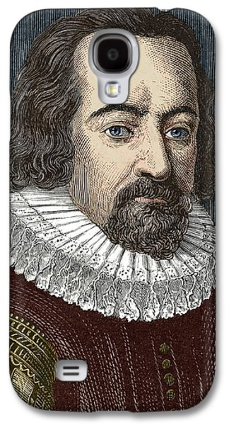 Francis Photographs Galaxy S4 Cases - Francis Bacon, English Philosopher Galaxy S4 Case by Sheila Terry