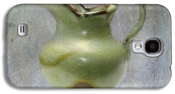 Frankhoma Pitcher Galaxy S4 Case by Betty LaRue