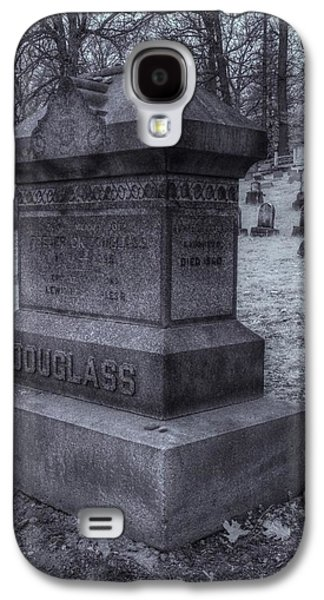 Frederick Douglass Grave One Galaxy S4 Case by Joshua House