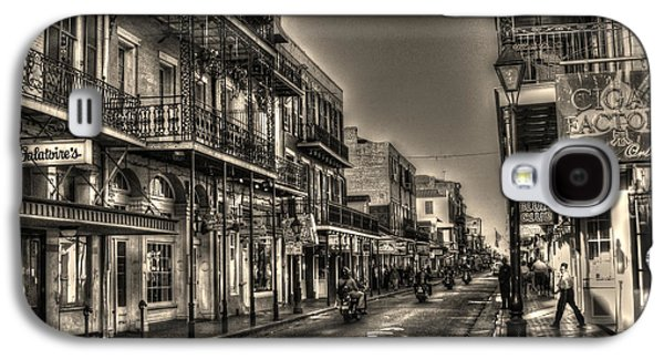 Louisiana Photographs Galaxy S4 Cases - French Quarter Ride Galaxy S4 Case by Greg and Chrystal Mimbs