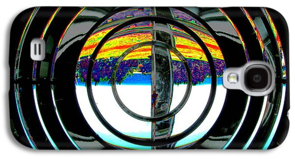 Original Art Photographs Galaxy S4 Cases - Fresnel Lens Galaxy S4 Case by Colleen Kammerer