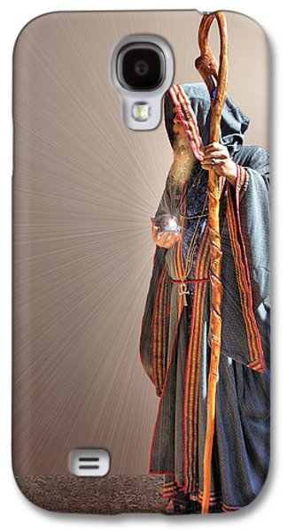Concentration Digital Galaxy S4 Cases - From Within and From Without Galaxy S4 Case by Kristin Elmquist