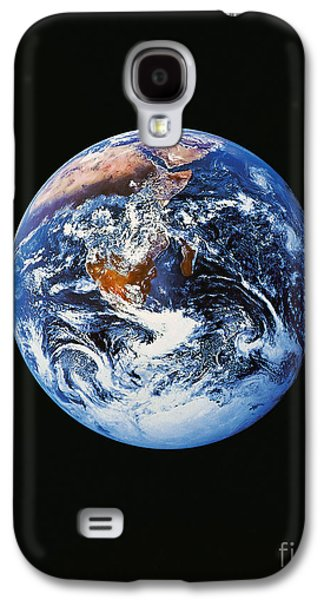 Terrestrial Galaxy S4 Cases - Full Earth From Space Galaxy S4 Case by Stocktrek Images