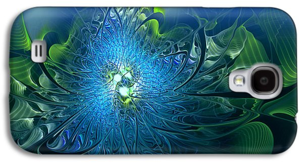 Emergence Galaxy S4 Cases - Gaias Emergence Galaxy S4 Case by Casey Kotas