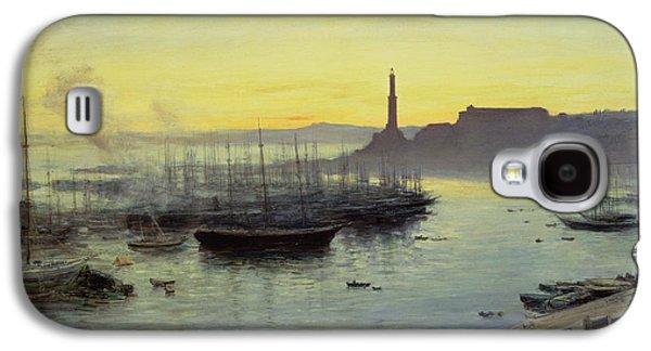 Genoa Galaxy S4 Case by John MacWhirter