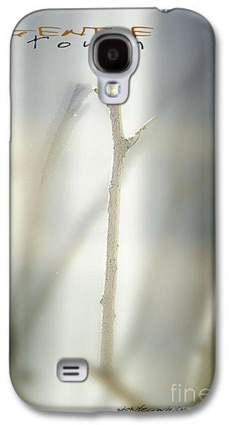Vicki Ferrari Photography Photographs Galaxy S4 Cases - Gentle Touch Galaxy S4 Case by Vicki Ferrari Photography