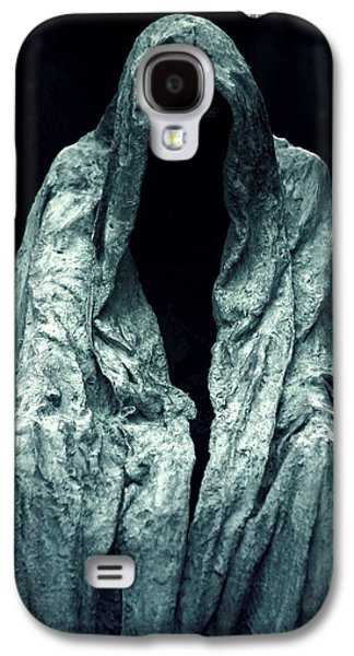 Ghastly Galaxy S4 Cases - Ghost Galaxy S4 Case by Joana Kruse