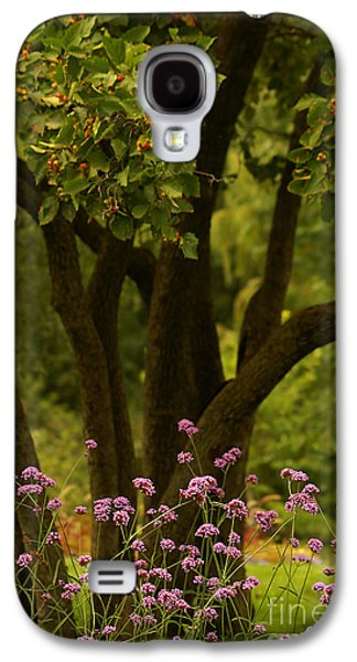 Aimelle Prints Galaxy S4 Cases - Give Life a Chance - v02 Galaxy S4 Case by Aimelle