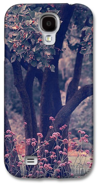 Aimelle Prints Galaxy S4 Cases - Give Life a Chance - v02b Galaxy S4 Case by Aimelle