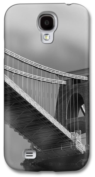 River Flooding Galaxy S4 Cases - Global Warming Galaxy S4 Case by Brian Roscorla