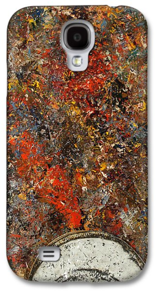 Texture Mixed Media Galaxy S4 Cases - Global Warming Galaxy S4 Case by James W Johnson