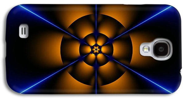 Symetry Galaxy S4 Cases - Going deeper Galaxy S4 Case by Steev Stamford