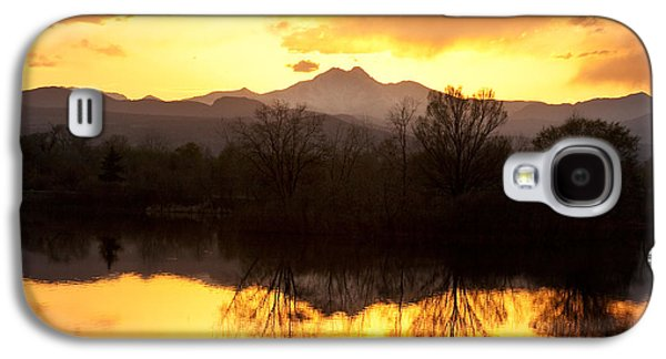 Photography Prints Galaxy S4 Cases - Golden Ponds Longmont Colorado Galaxy S4 Case by James BO  Insogna