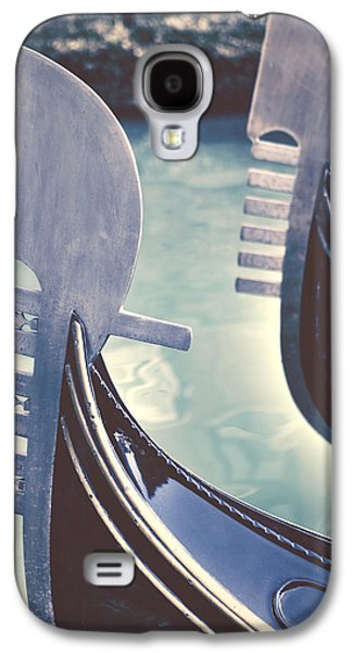 Transportation Photographs Galaxy S4 Cases - gondolas - Venice Galaxy S4 Case by Joana Kruse