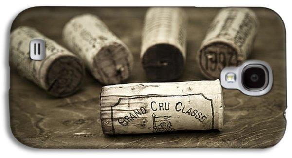 Wine Art Galaxy S4 Cases - Grand Cru Classe Galaxy S4 Case by Frank Tschakert