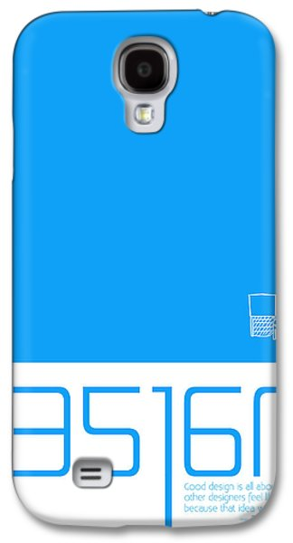 Grank Chimero Quote Poster  Galaxy S4 Case by Naxart Studio