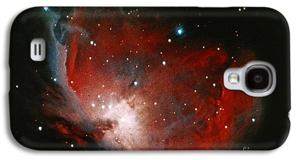 Stargazing Galaxy S4 Cases - Great Nebula In Orion Galaxy S4 Case by Science Source