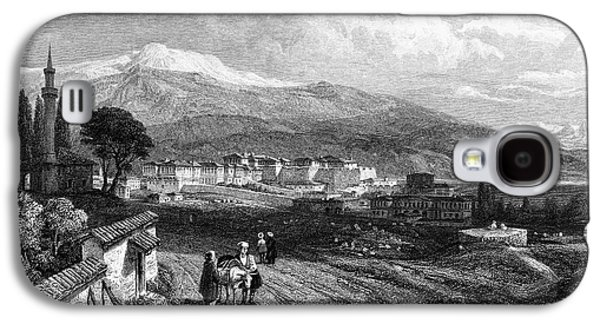 1833 Galaxy S4 Cases - Greece: Yanina, 1833 Galaxy S4 Case by Granger