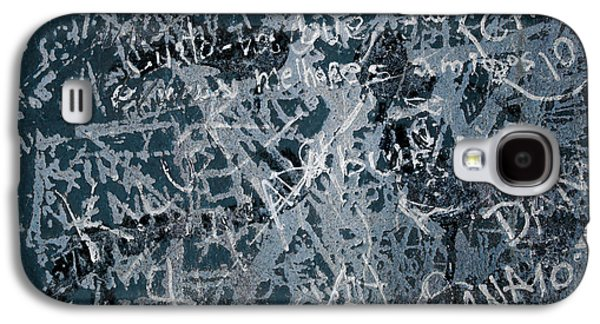 Airbrush Galaxy S4 Cases - Grunge Background I Galaxy S4 Case by Carlos Caetano