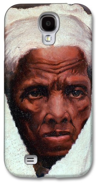 Abolition Galaxy S4 Cases - Harriet Tubman, African-american Galaxy S4 Case by Photo Researchers