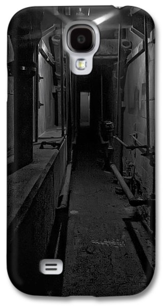 The Haunted House Galaxy S4 Cases - Haunted 1946 BATTLE of ALCATRAZ DEATH CHAMBER Galaxy S4 Case by Daniel Hagerman