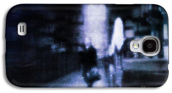 Haunted Galaxy S4 Case by Andrew Paranavitana