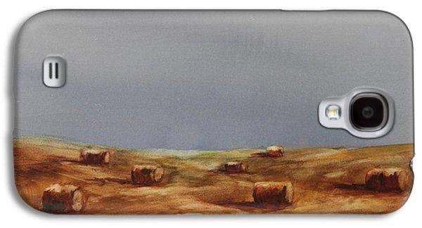 Hayfield Galaxy S4 Case by Ruth Kamenev