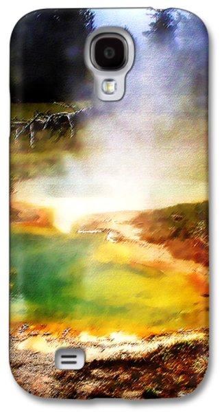 Yellowstone Digital Galaxy S4 Cases - Hidden Gem Galaxy S4 Case by Ellen Heaverlo